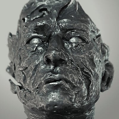 Anton tenitsky expressive sculpting tenitsky artstation