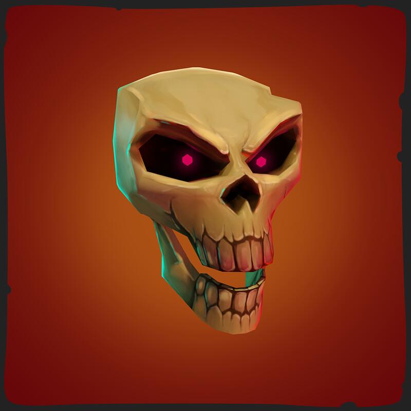 Skull - FANTASTIC Halloween Pack