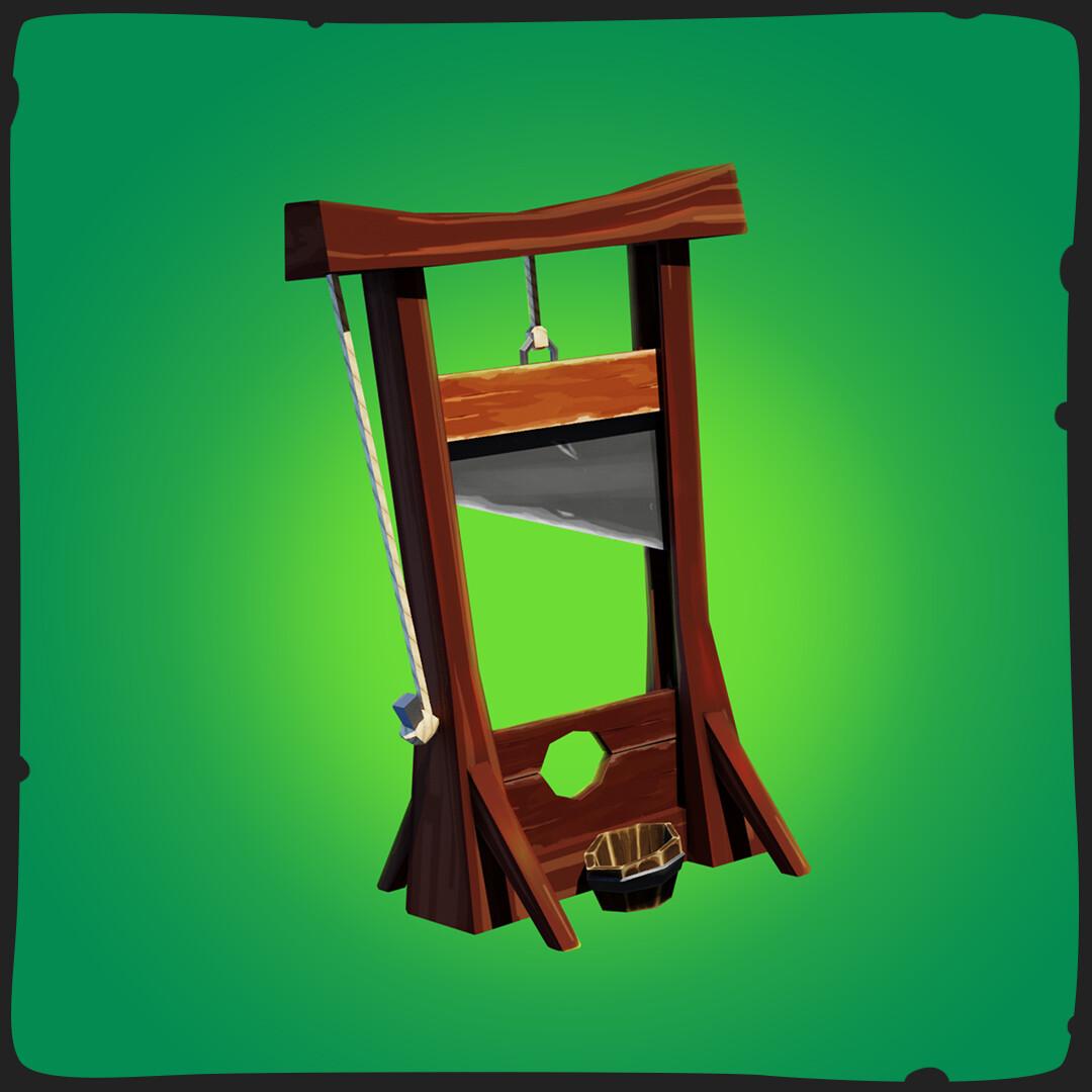 Tidal flask studios guillotine 01 frame