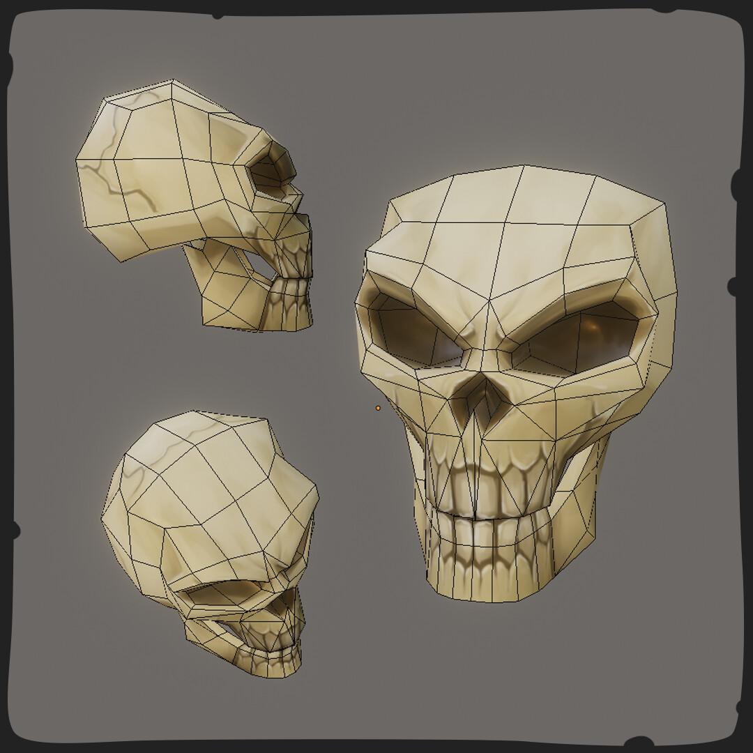 Tidal flask studios skeleton 03 frame