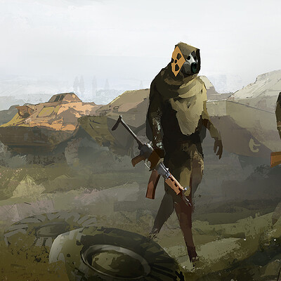 Jaromir hrivnac stalker strelok 03