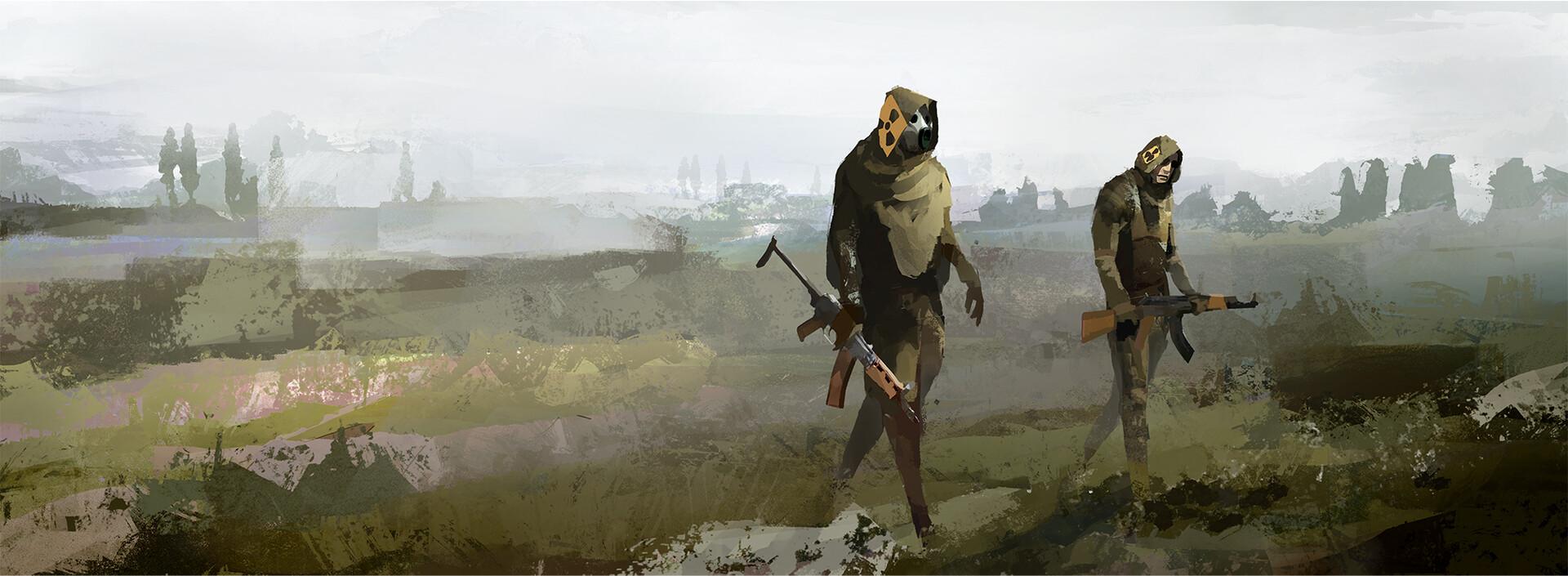 Jaromir hrivnac stalker strelok 05