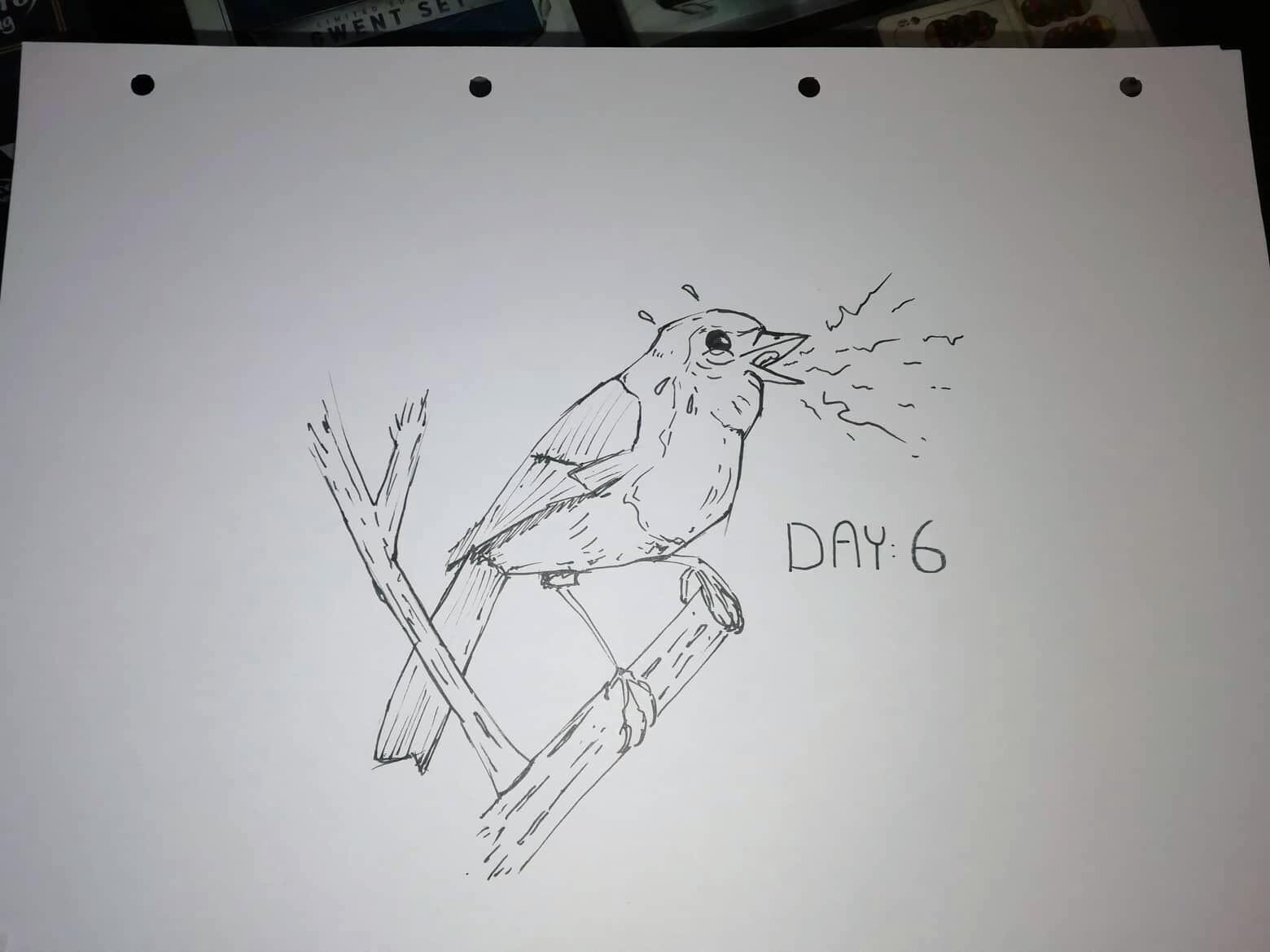 Day 6 - Husky