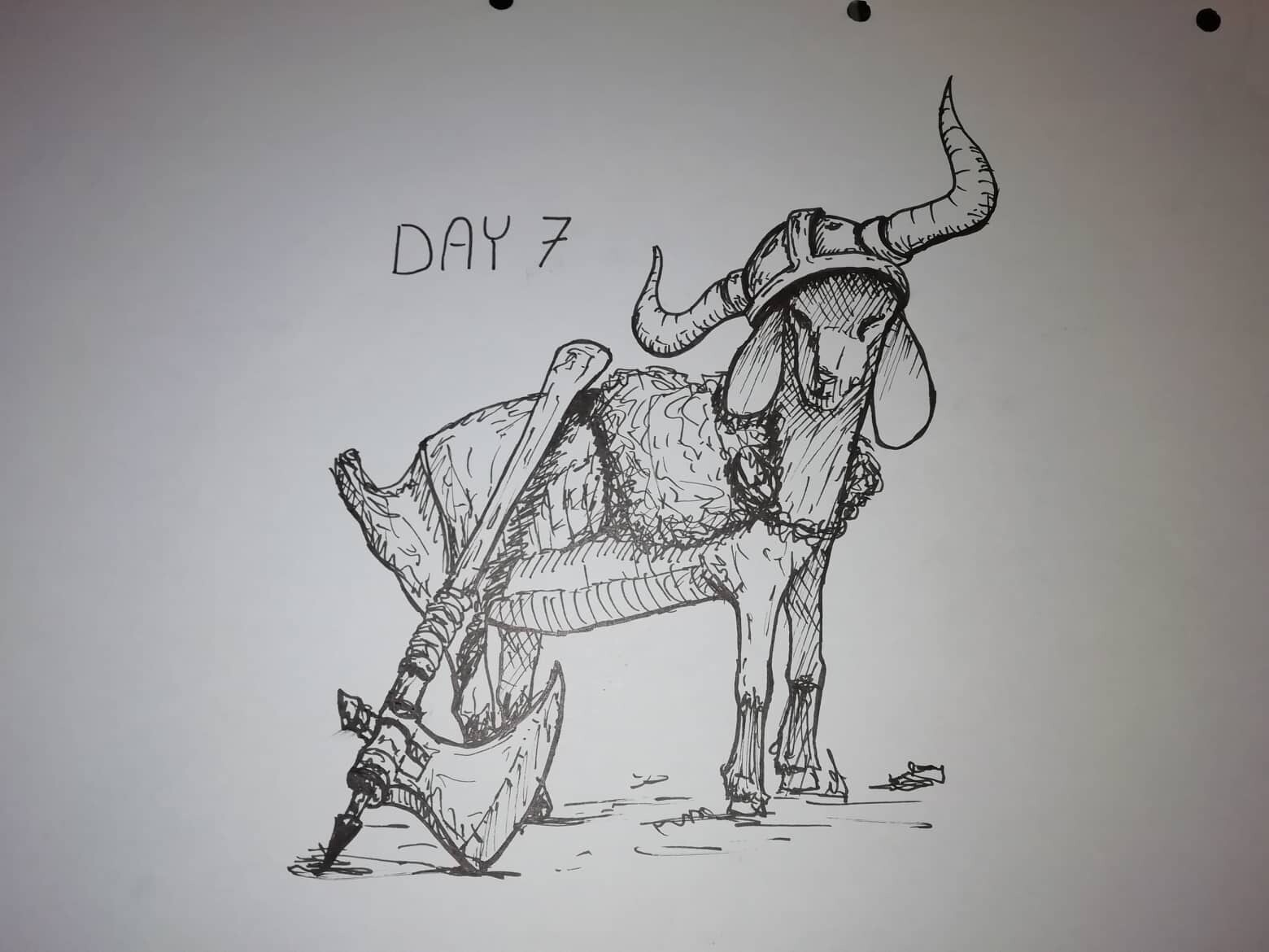 Day 7 - Enchanted