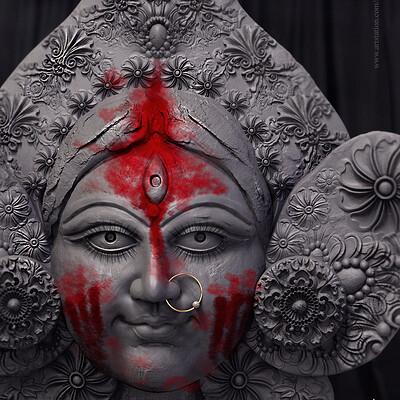 Surajit sen bijoya mrinmoyee digital sculpture surajitsen oct2019 s
