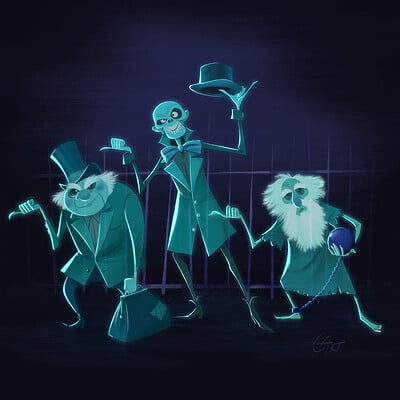 Chris ables hitchhiking ghosts