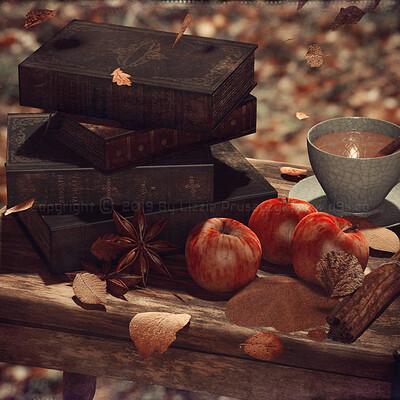 Lizzie prusaczyk d9s co autumn awaits
