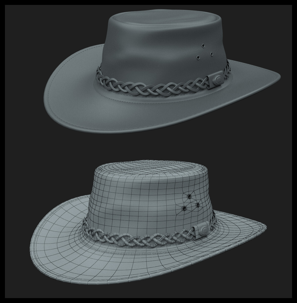 A hat. Buy one now so you can have it on hand when you go bald.
