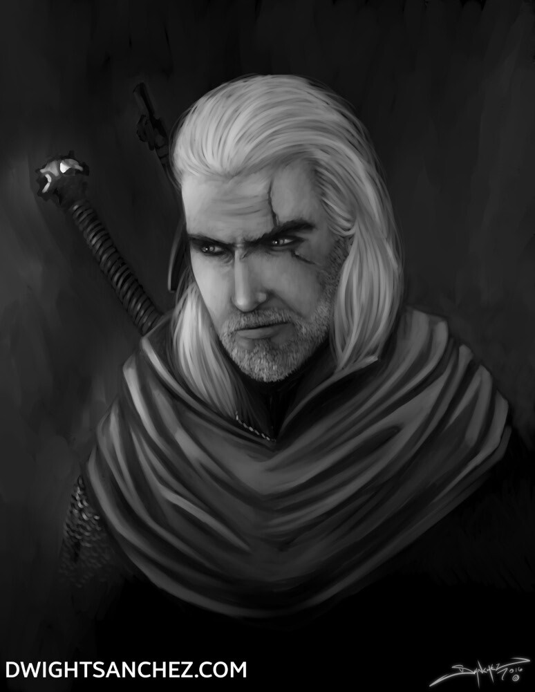 Geralt the White Wolf