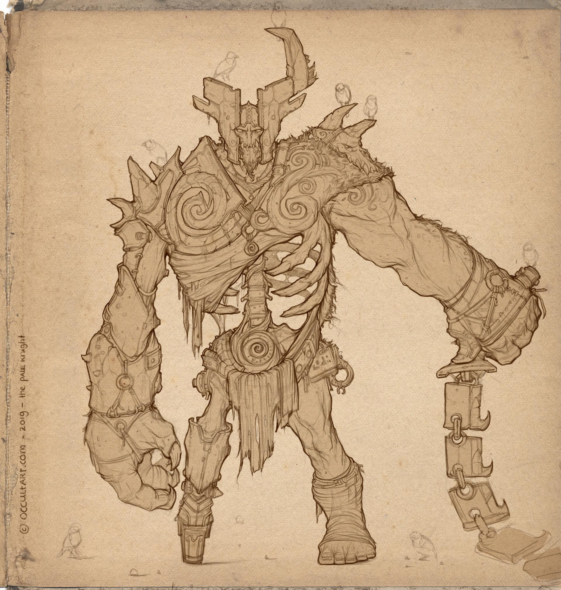 Occultart   knight a03 007