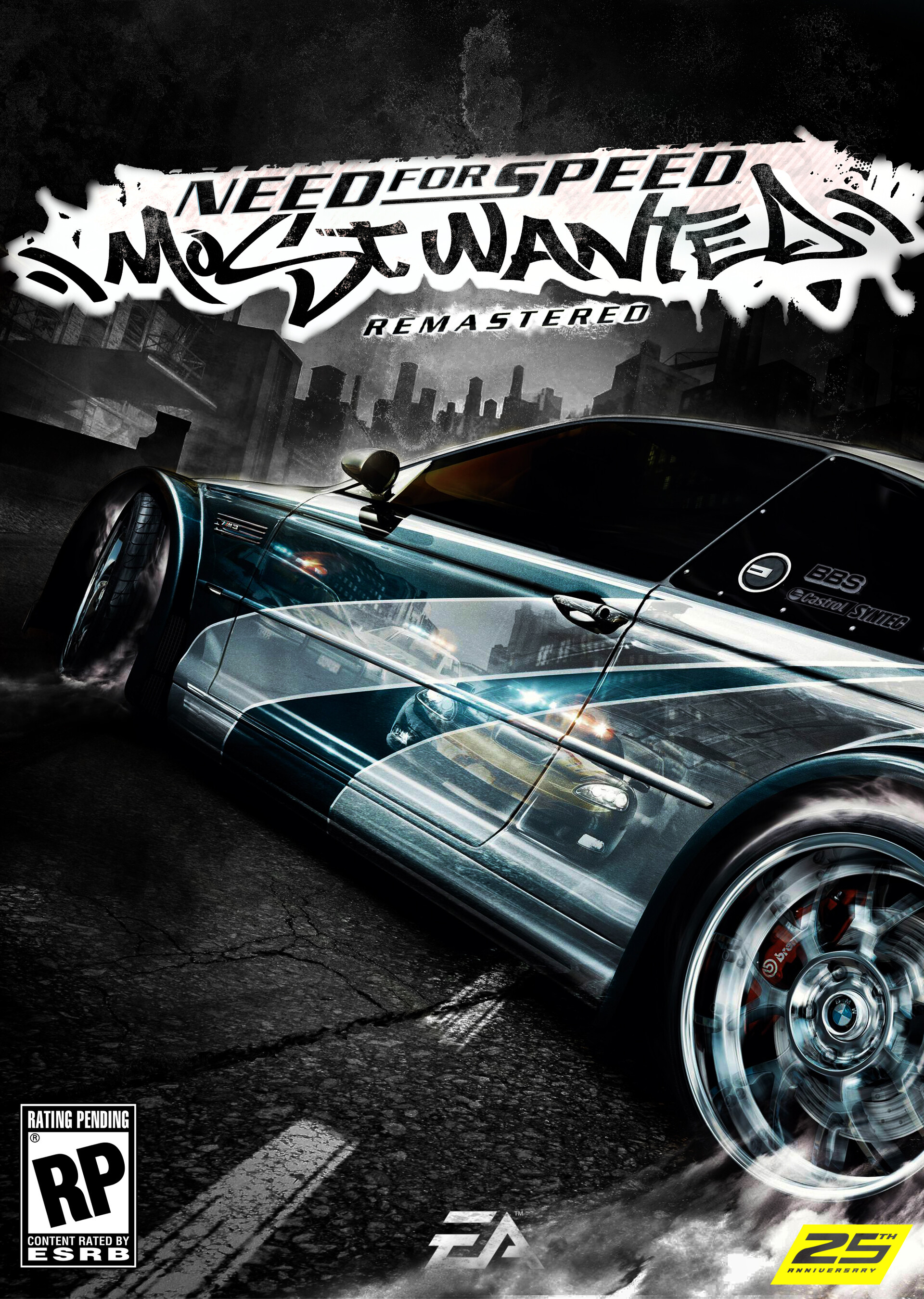 Artstation Need For Speed 25th Anniversary Mighoet Sundback