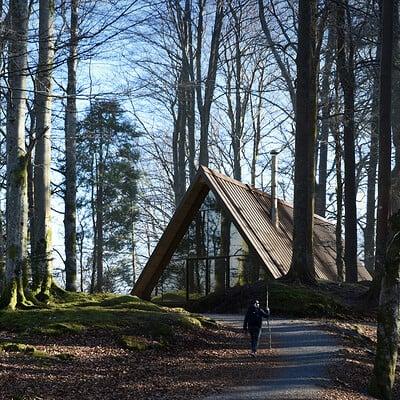 Martin jario cabin in the woods final