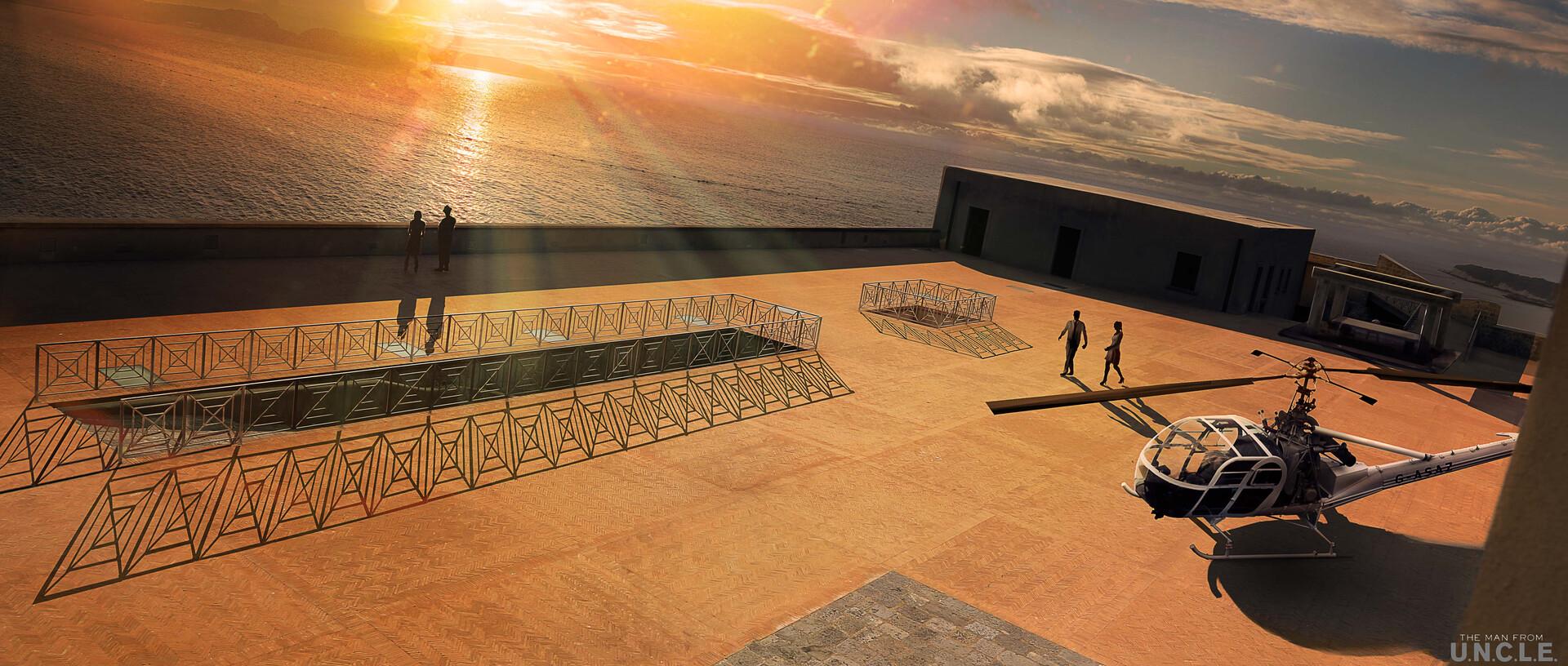 Kieran belshaw vinciguerra castle terrace v002 web