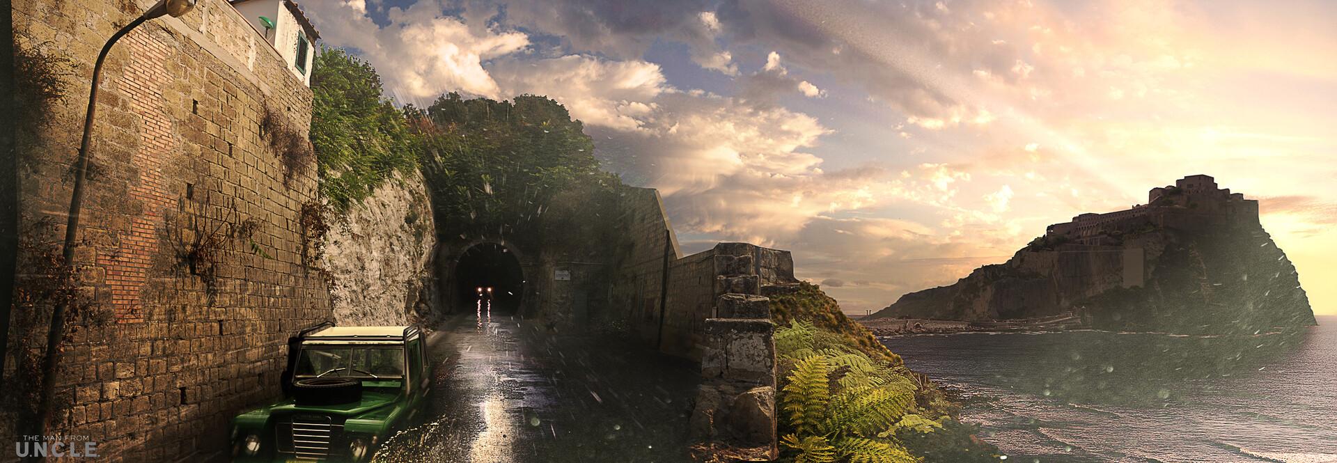 Kieran belshaw tunnel landrover panorama v002 web