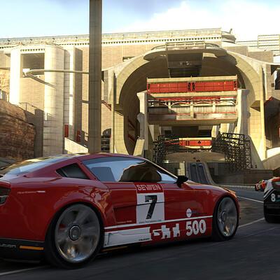 TrackMania²-Canyon