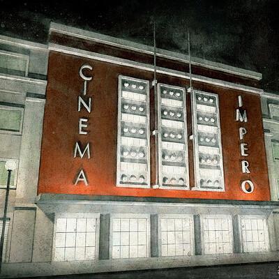 Luca oleastri cinema impero firma