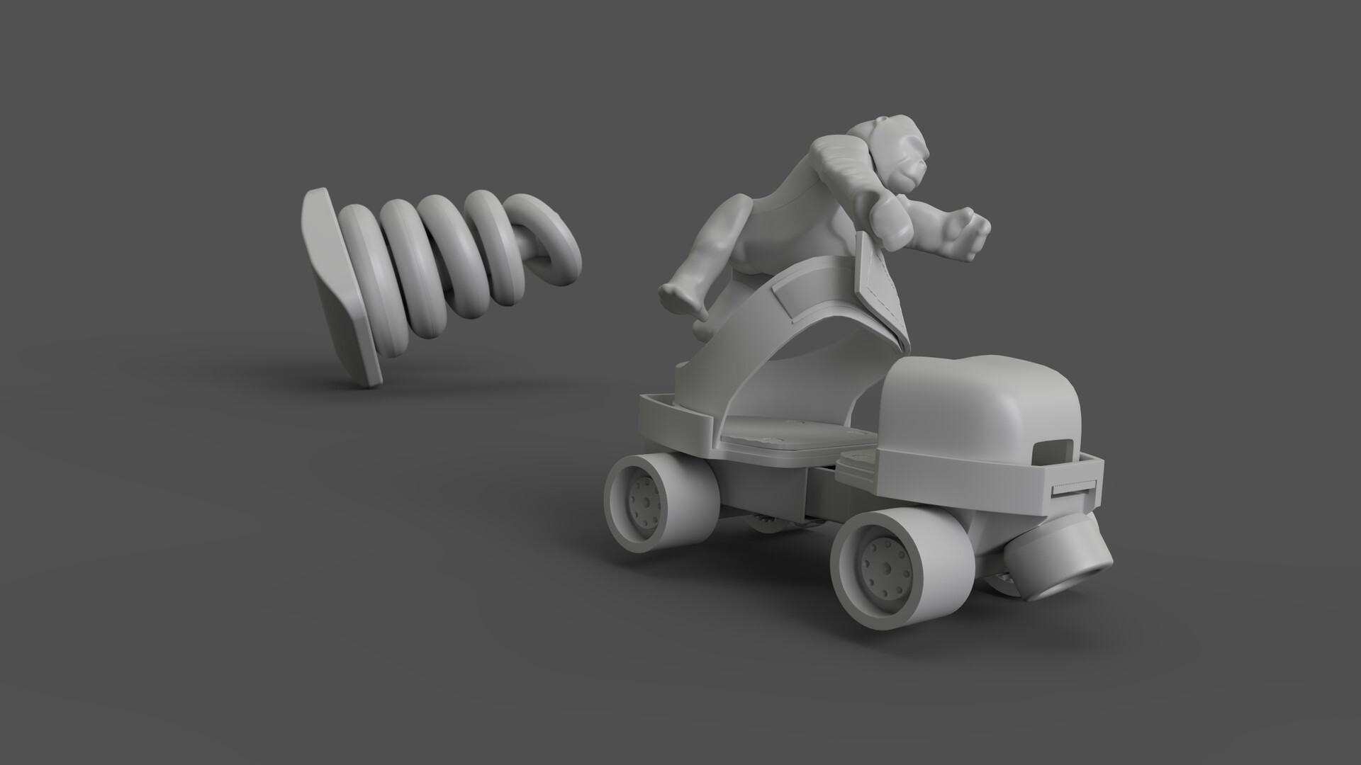 Vitaliy burov fp rollerskate gorilla