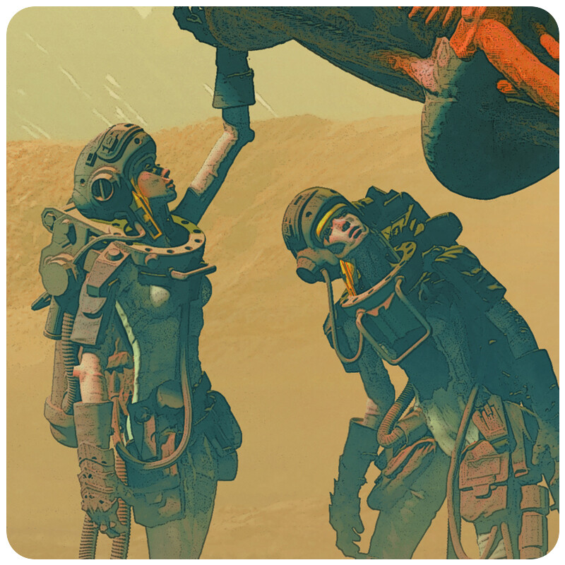 Pascal blanche engineers closeup 02