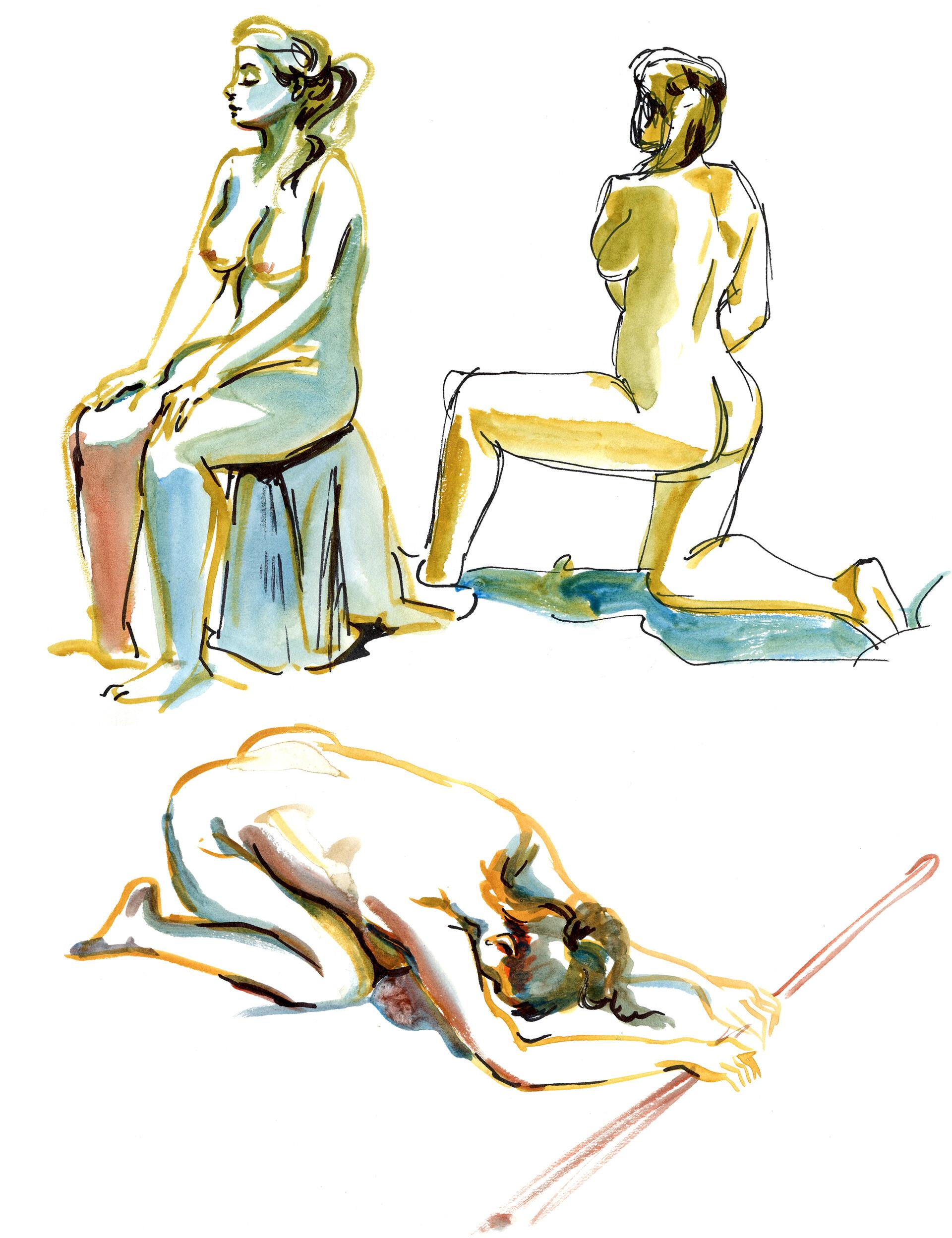 Elisa moriconi 3 06 giugno girl ink w studies 02