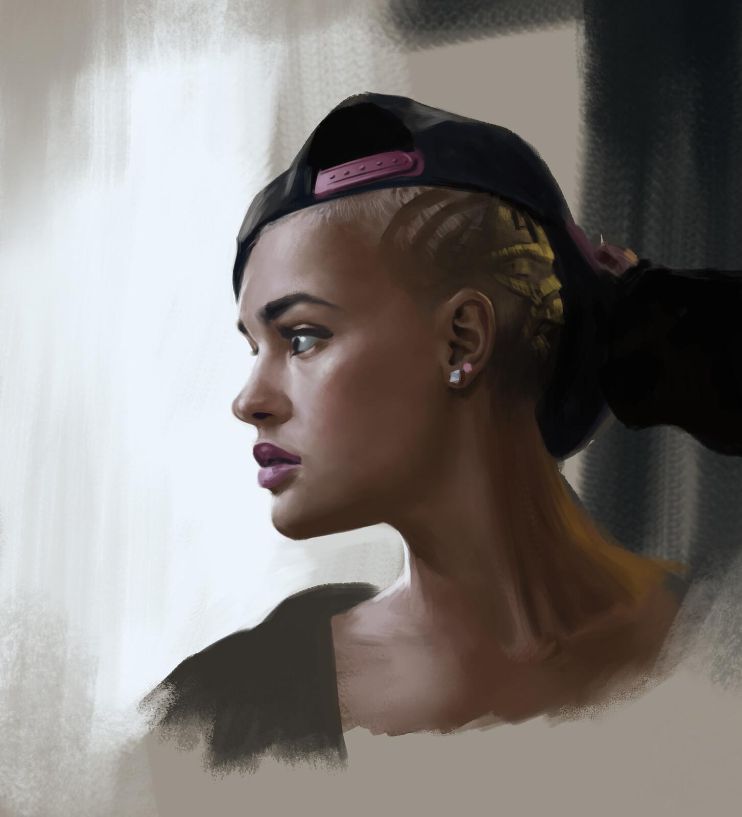 Stefania Ferrario Study