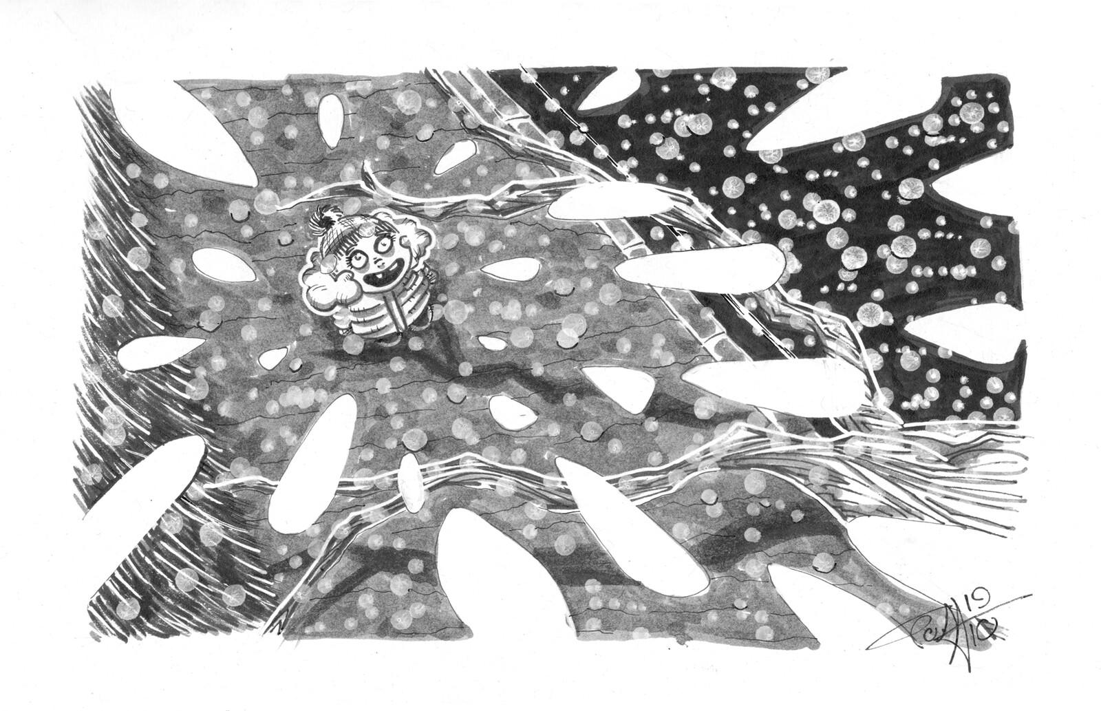 11.Snow