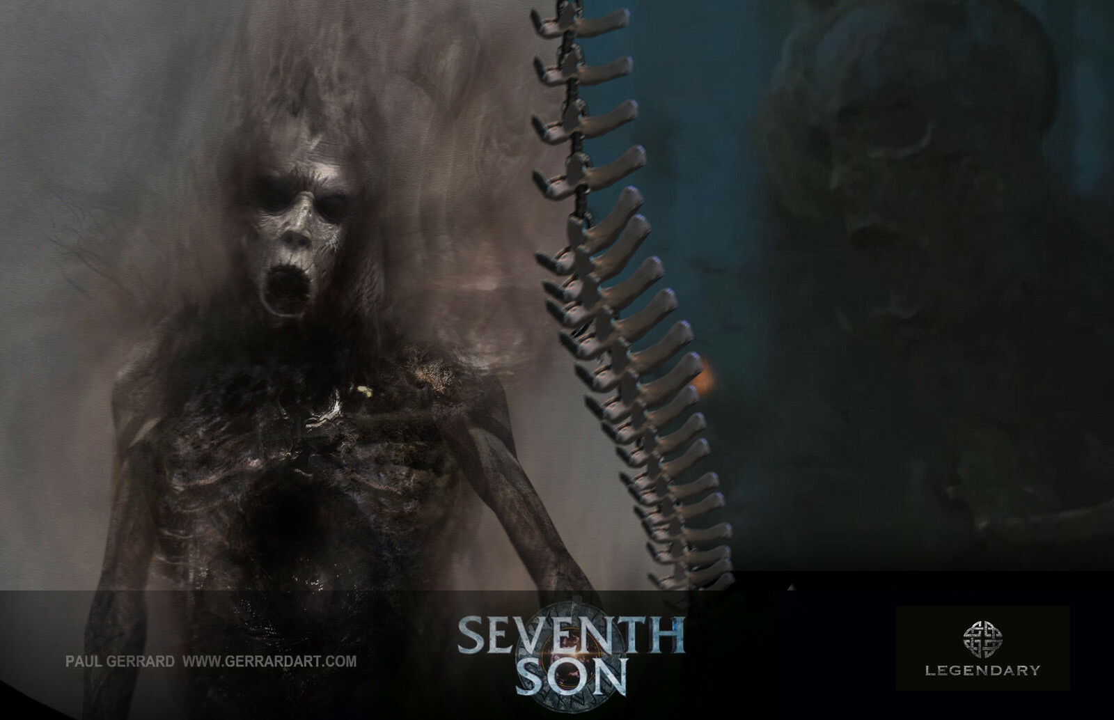 Ghost from Seventh Son