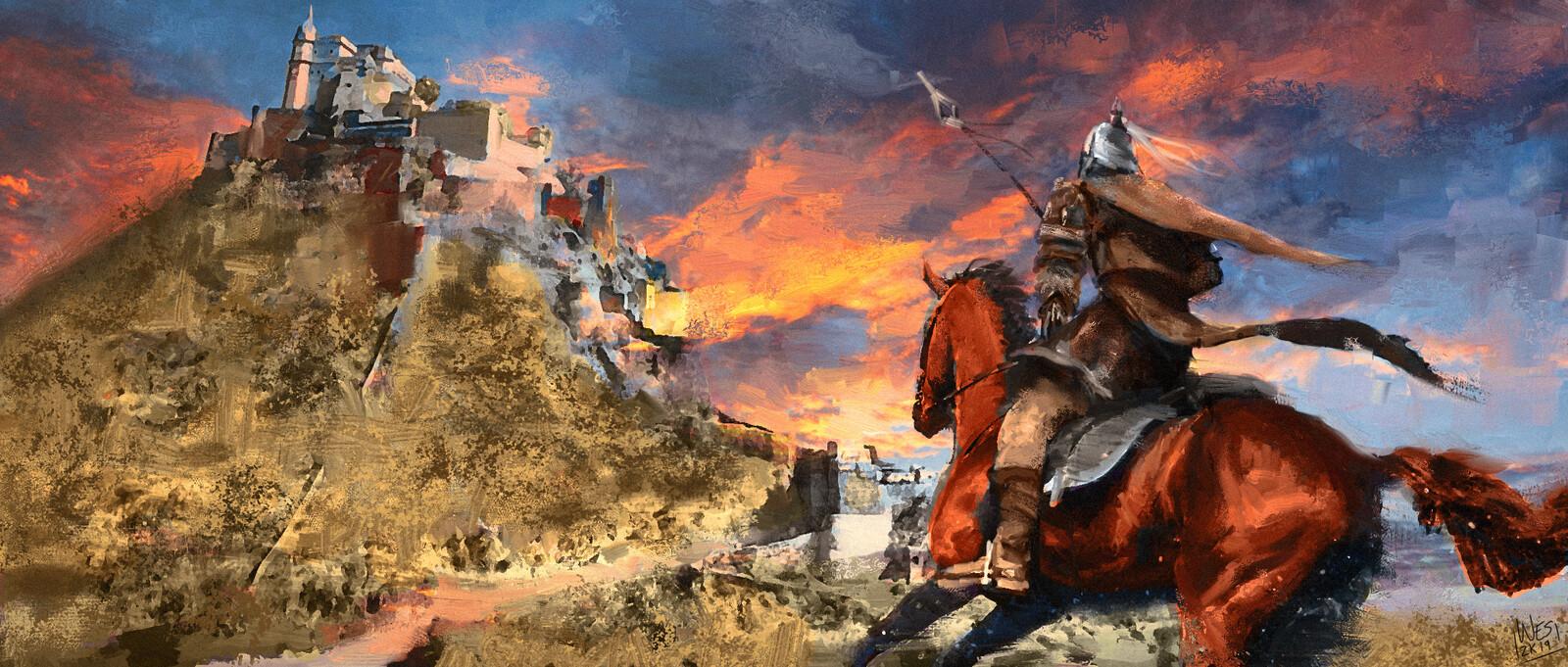 The Herald of Edoras