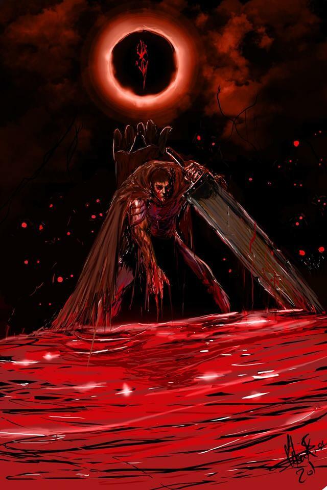 art fan Erotic eclipse