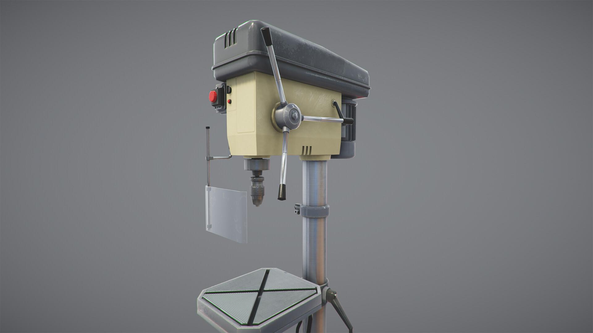 Rutger stegenga machinerydrill 01