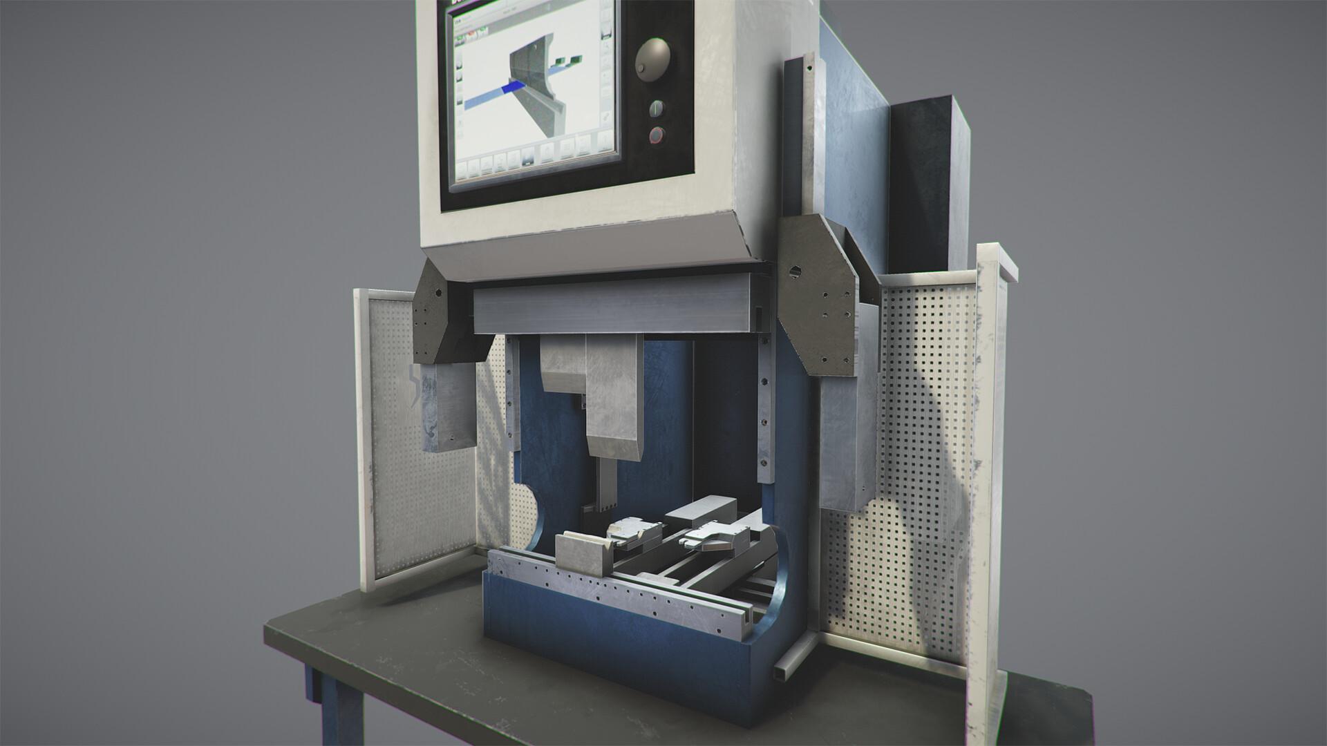 Rutger stegenga machinerypress 01
