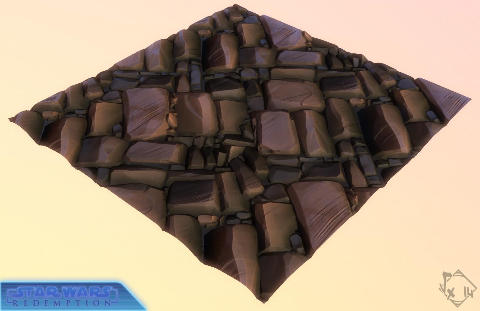 Pavements tile