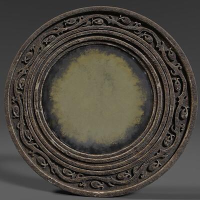 Alexander puhov dragon mirror