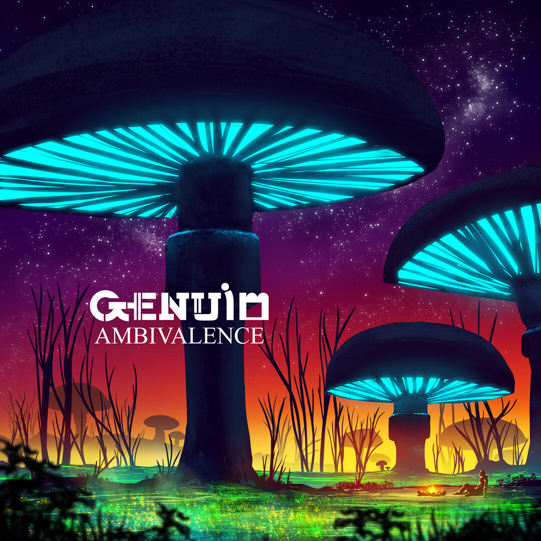 Commission Genuim Ambivalence Cover