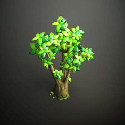 Yann faure tree