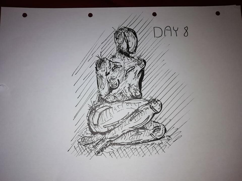 Day 8 - Frail