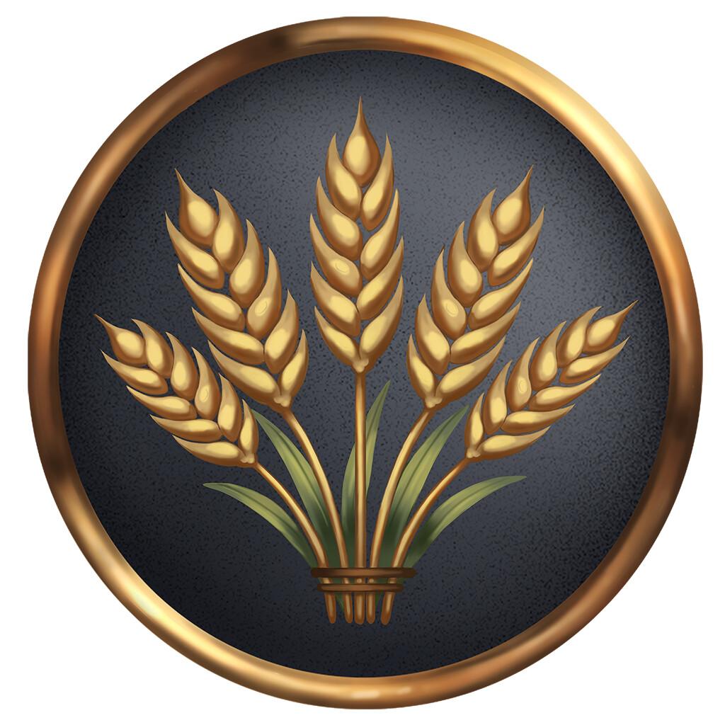 Emelie johansson menu icon wheat