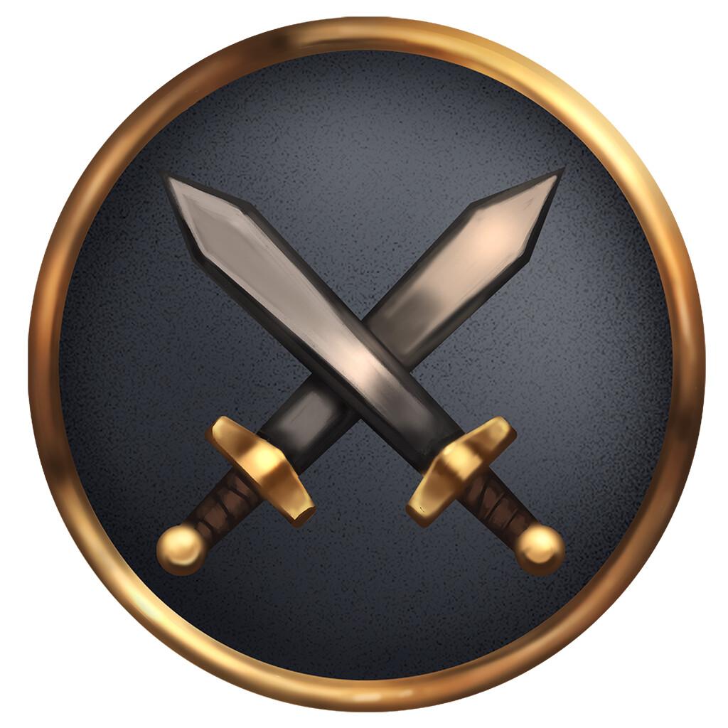 Emelie johansson menu icon weapons