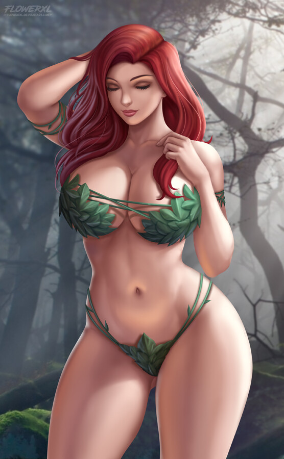Poison Ivy Rule 34