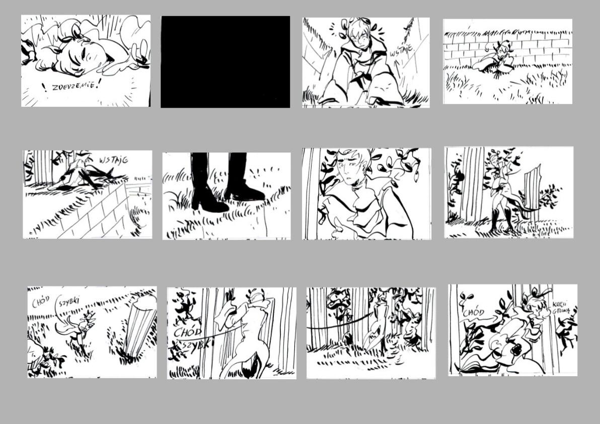 storyboard - scene 4