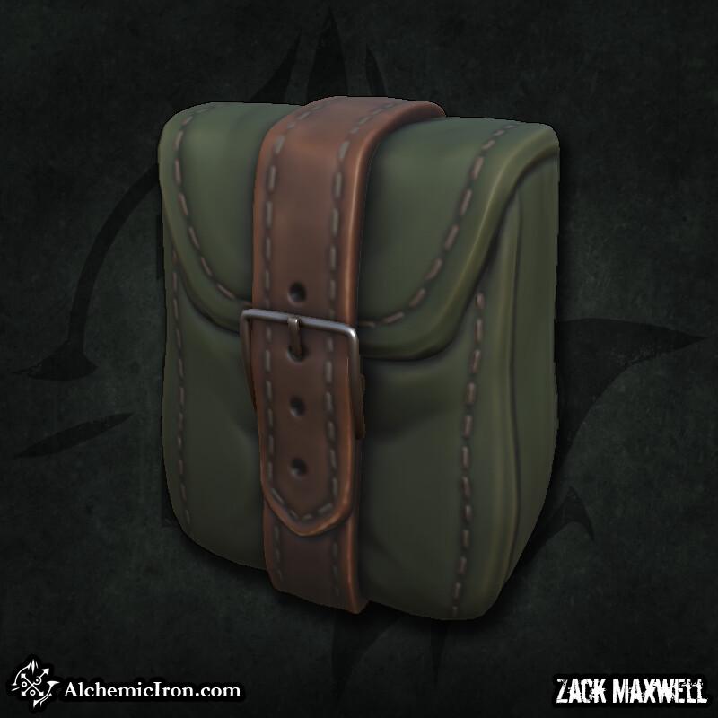 Zack maxwell satchel