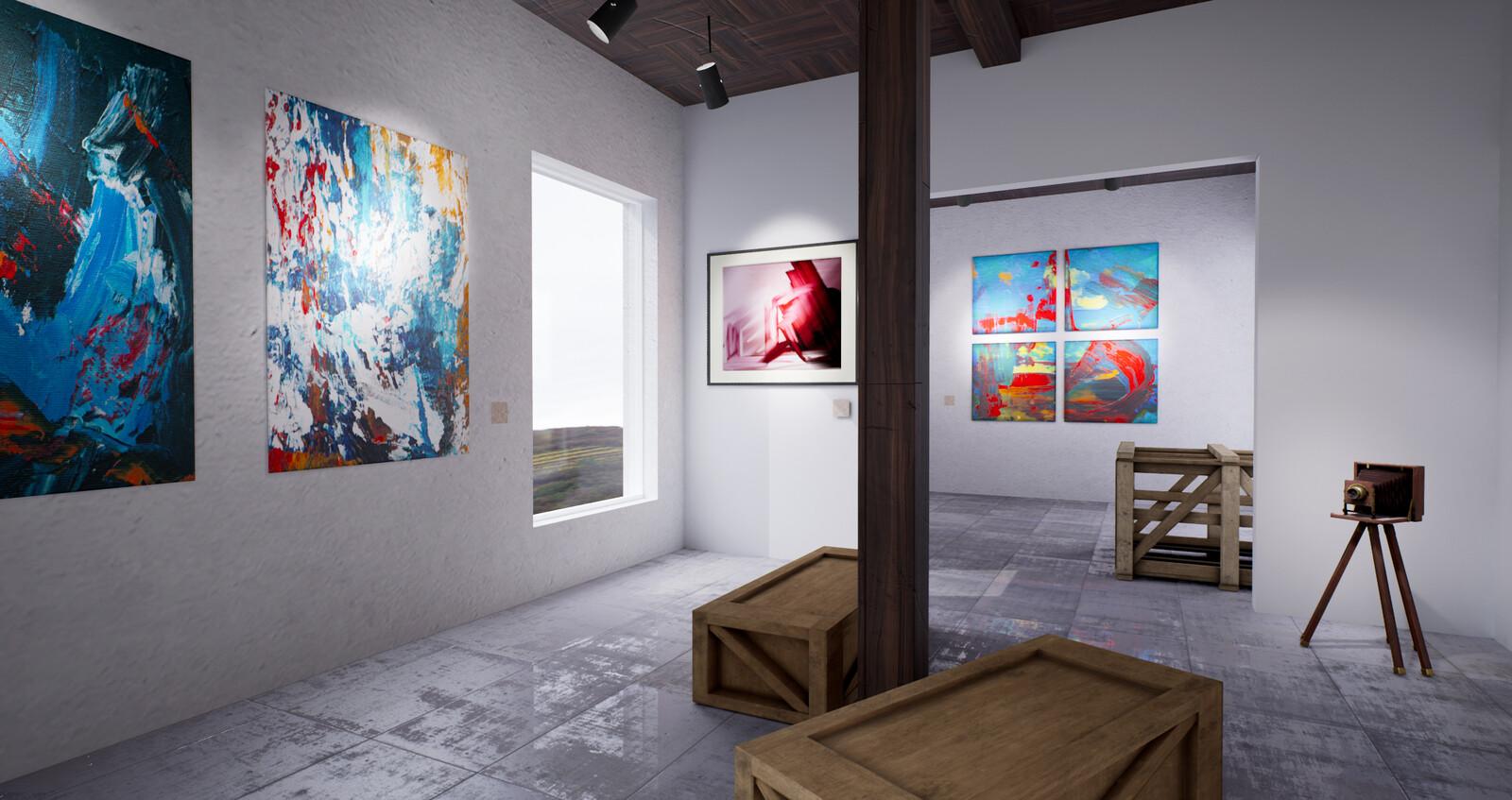 Stormy Portside Gallery 1
