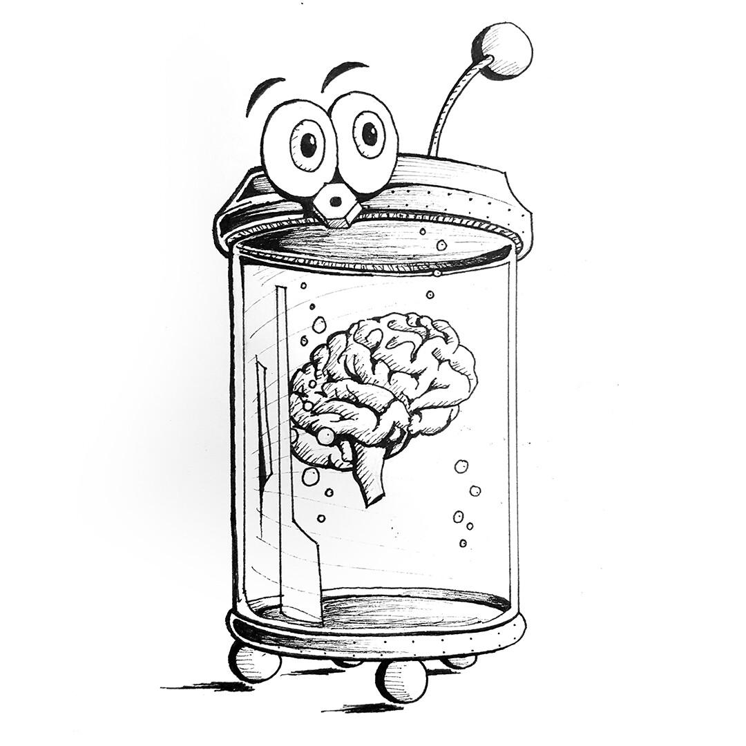 Mindless, sketch