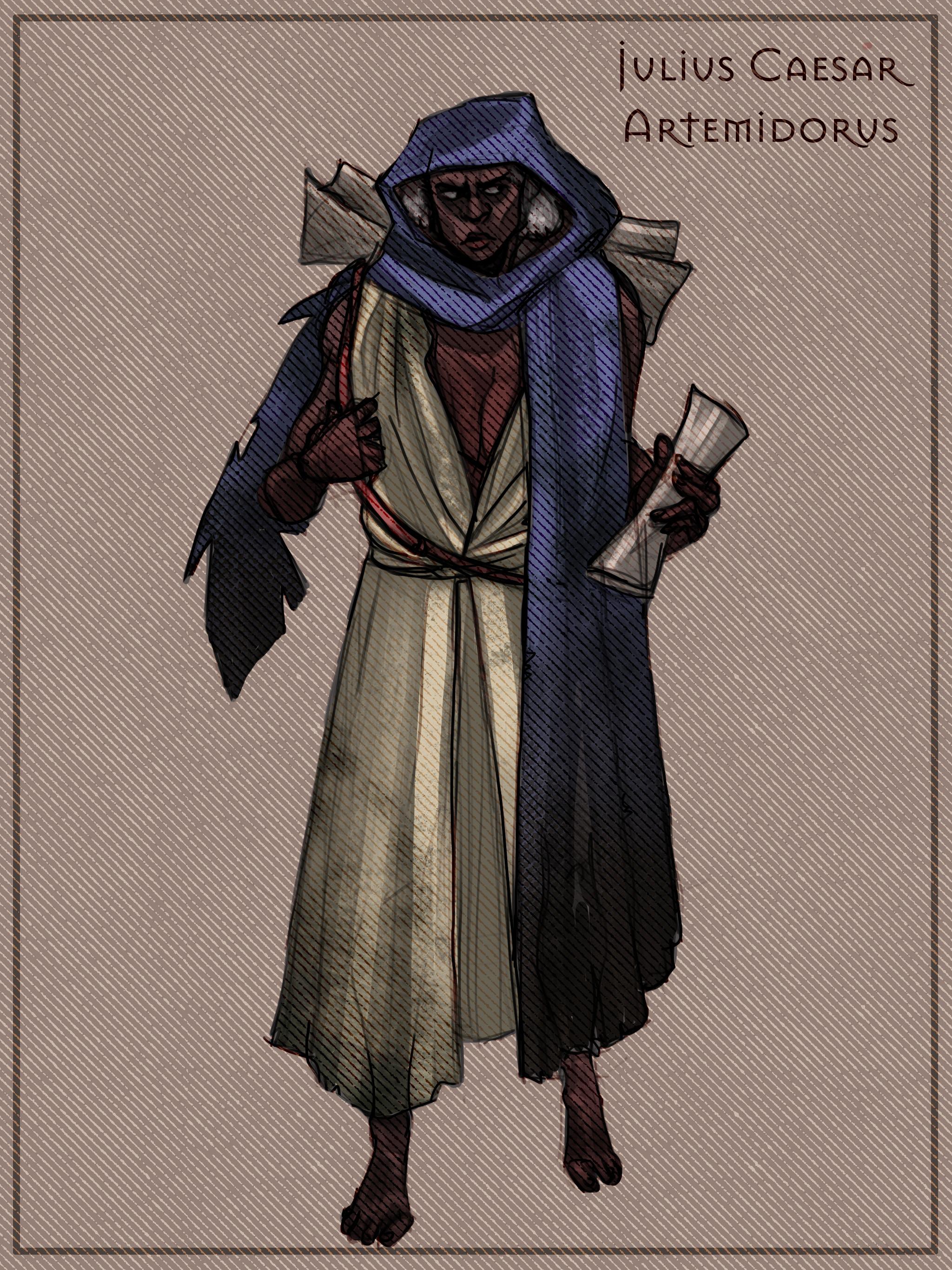Artemidorus, the scholar