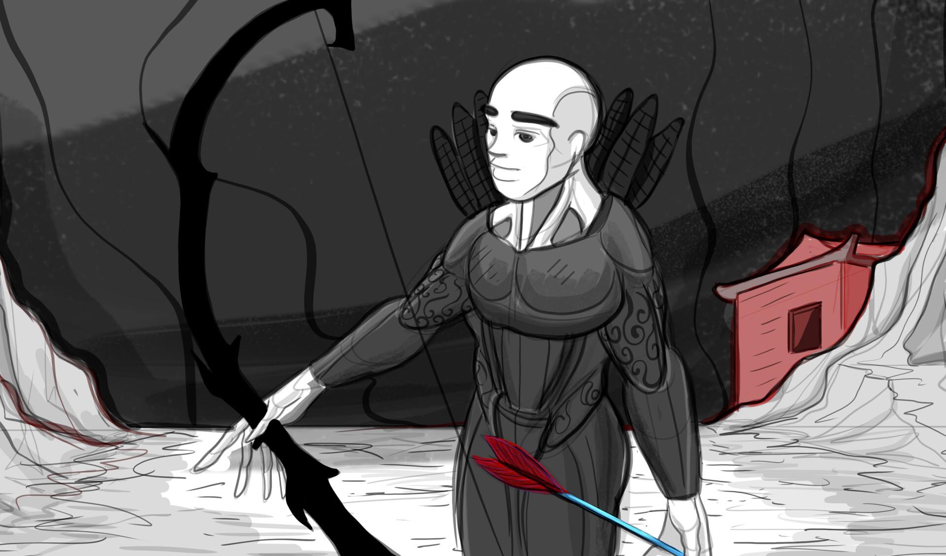 Black Archer