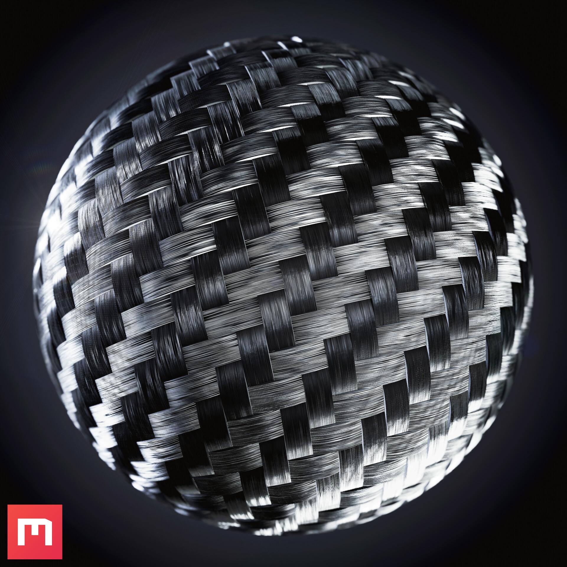 Base Render of Material. Tiling x1