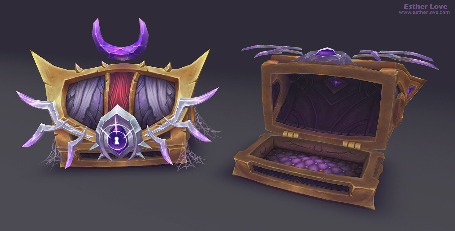 Fal'Dorei Treasure Chest