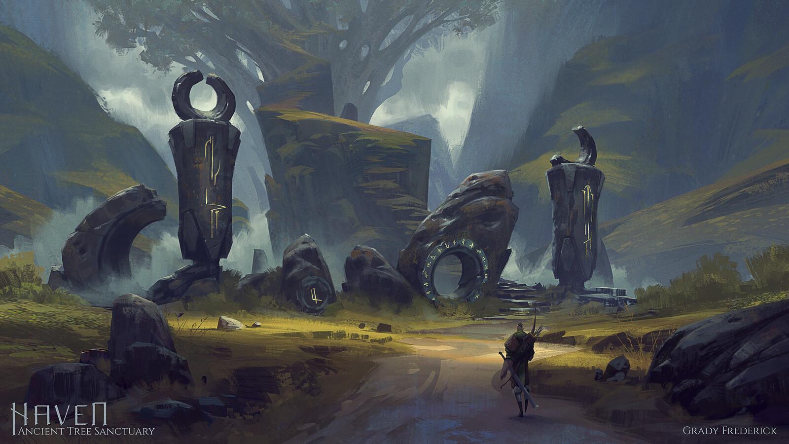 Haven - Ancient Tree Sanctuary