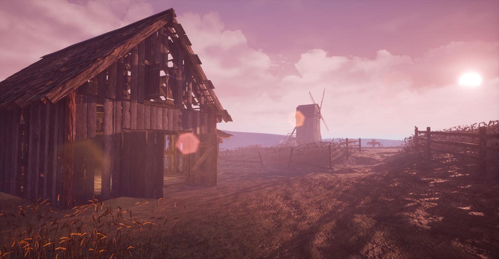 Sunset Farm 1