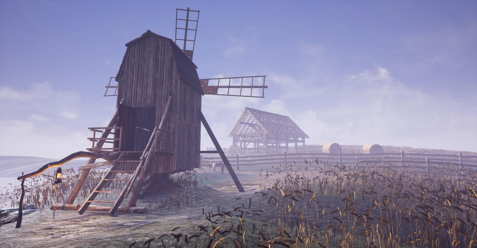 Misty Farm 3
