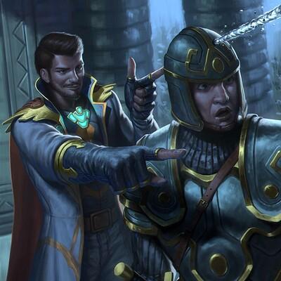 Gunship revolution argent saga jemial suspicious sorcerer final
